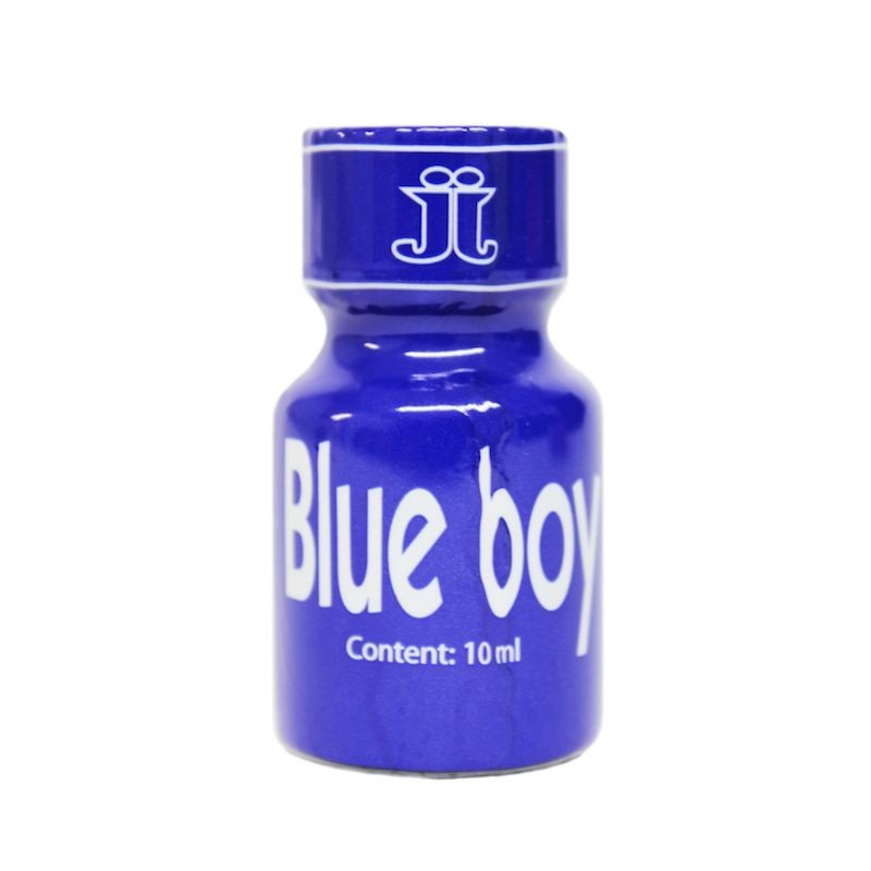 Blue Boy poppers (10ml)