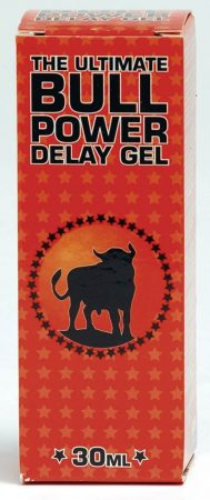 Bull Power Delay Gel (30ml) WEST (en/fr/es/it/pt/nl)