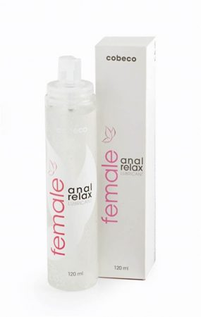 FEMALE anal relax lubricant - 120 ml