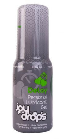 Delay Personal Lubricant Gel - 50ml