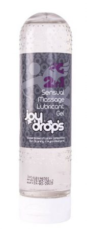 2 in 1 Sensual Massage Lubricant Gel - 150ml