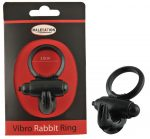 MALESATION Vibro-Rabbit-Ring black